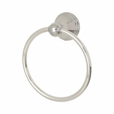 Croydex Westminster Towel Ring - 180mm - Polished Chrome