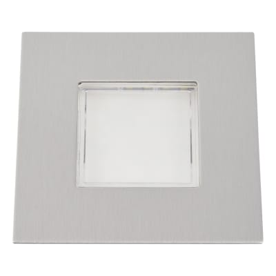 Sensio Luce LED Plinth Lights - Square - Cool White - Includes Driver - Pack 4