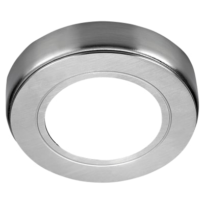 Sensio TrioTone Hype - Colour Selectable LED Cabinet Light - Round - Stainless Steel