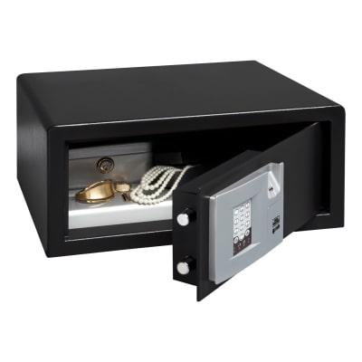 Burg Wachter PointSafe Electric Biometric Safe - 200 x 445 x 380mm - Black