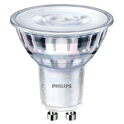 Philips CorePro 4W GU10 LED Dimmable Lamp 4000K - Cool White