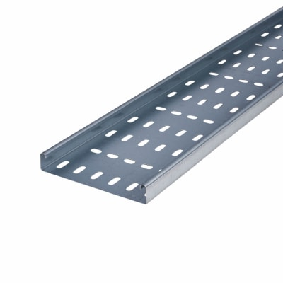 Medium Duty Cable Tray - 150 x 3000mm - Galvanised