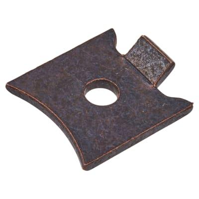 Altro Standard Raised Bookcase Clip - Bronze Plated - Pack 10