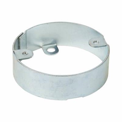 Steel Conduit Extension Ring - 20mm - Galvanised