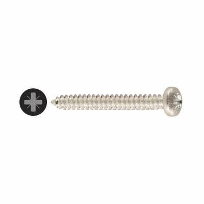 TIMco Self Tapping Screw - Pan Head - 6 x 3/4