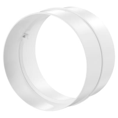 Blauberg Plastic Circular Duct Coupler - 125mm