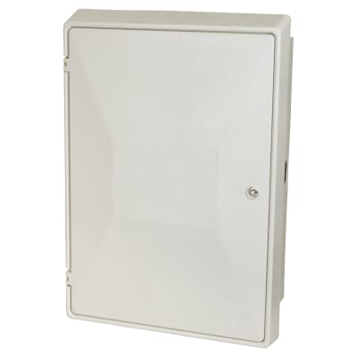 Fire Retardant Recessed Meter Box - 595 x 409 x 210mm