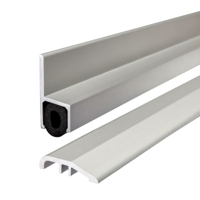 Sealmaster Thunder Seal and Threshold- 950mm - Silver