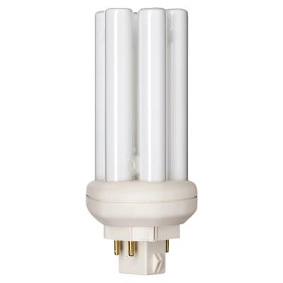 Philips Master 18W PL-T GX24-Q2 4 Pin Triple Compact Fluorescent Lamp - 4000K
