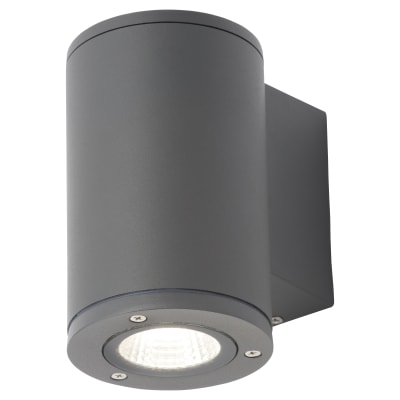 Forum 10W - Mizar Up or Down Wall Light - Anthracite