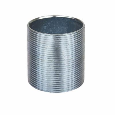 Steel Conduit Nipple - 2 Inch - Pack 10<BR>