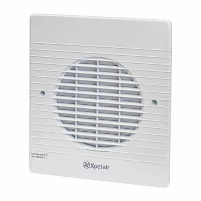 Xpelair WX6 6 Inch Axial Extractor Fan with Wall Liner