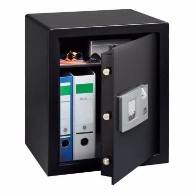 Burg Wachter PointSafe Electric Biometric Safe - 500 x 416 x 350mm - Black