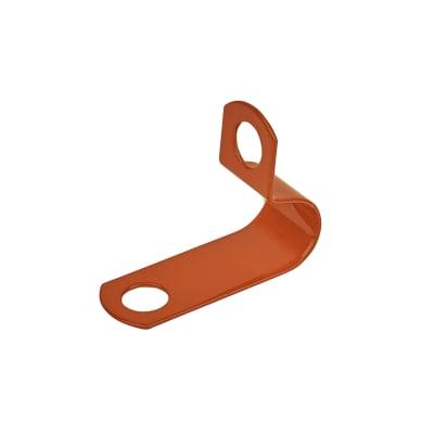 MICC 2L1.5/3L1  PVC Clip - Pack 50 - Orange