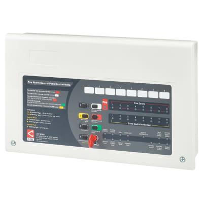 C-TEC CFP AlarmSense Fire Alarm Panel - 8 Zone