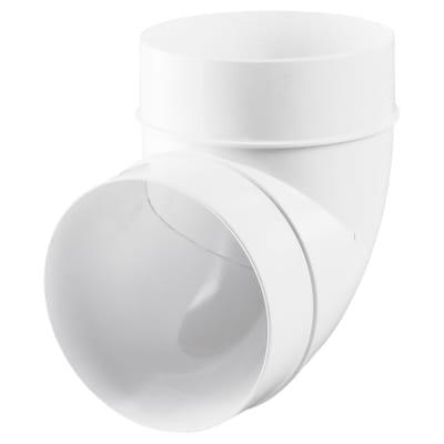 Blauberg Plastic Circular 90 Degree Bend - 150mm