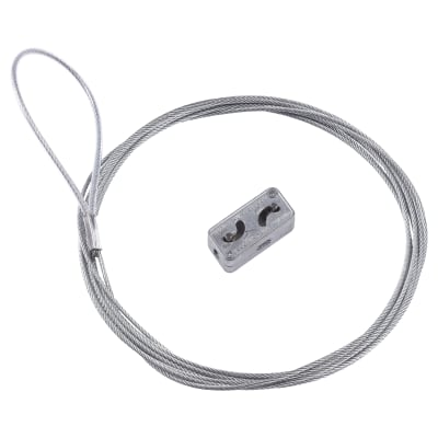 Eaton KwikWire Loop Termination Kit Pack - Wire Rope Thickness 2.5mm x 6m