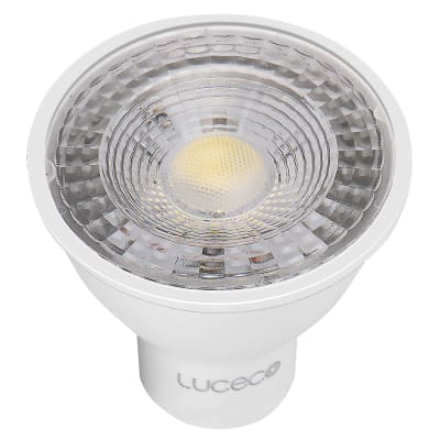 Luceco 5W LED GU10 Spotlight Lamp - 6500k