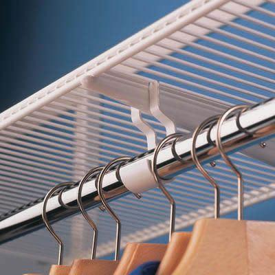 elfa Ventilated Shelf - 902 x 405mm - White