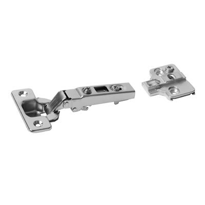 Klug 110 Degree Clip-On Hinge - Overlay - Pack 100 Pairs