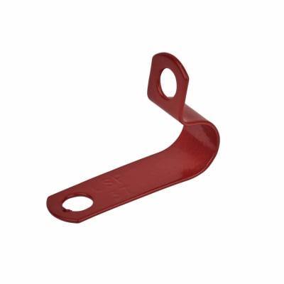 MICC PVC Clip - RCHL37 - Red - Pack 50