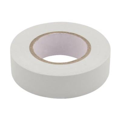 Unicrimp PVC Tape - 19mm x 20m - White