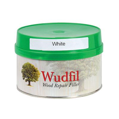 Wudfil Original Wood Repair 2 Part Filler - 250ml - White