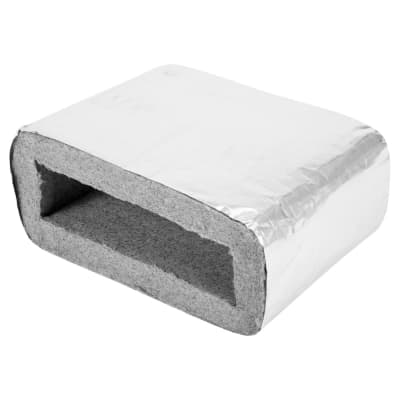 Verplas Sys100 FireCuff Rectangular - 2 Hours