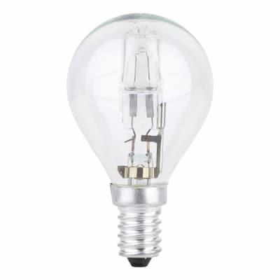 Crompton 42W SES Golf Ball Lamp - Warm White