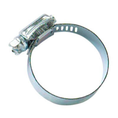 Hose Clip - 30-40mm - Zinc Plated - Pack 10