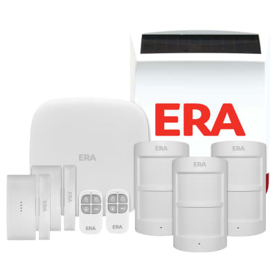 ERA HomeGuard Pro Smart Home Alarm System - Kit 3