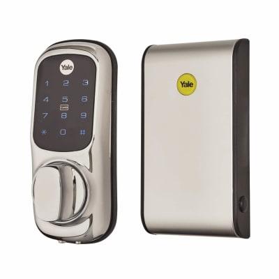 Yale® Keyless Connected Ready Smart Lock - No Module - Chrome YD-01-CON-NOMOD-CH