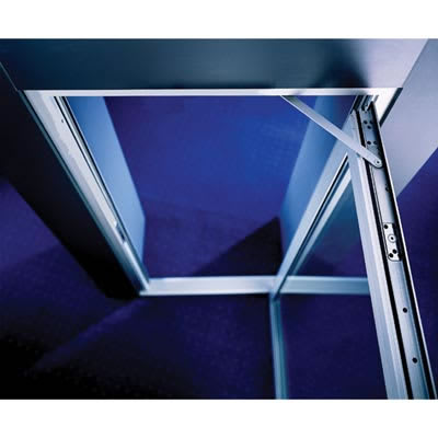 GEZE Single Action Boxer Closer - Power Size 2-4 - Non Fire Door