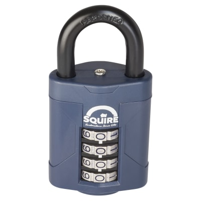 Squire Combi All Weather Padlock - 50mm