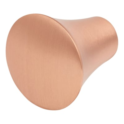 Crofts & Assinder Malvern Cabinet Knob - 30mm - Brushed Copper