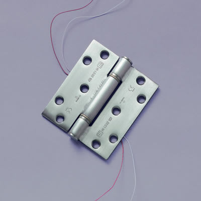 Royde & Tucker (H102-1-FS-BSS) 4 Wire Conductor Hinge - Stainless Steel