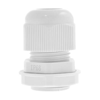Unicrimp Nylon Cable Gland - 63mm - White - Pack 5
