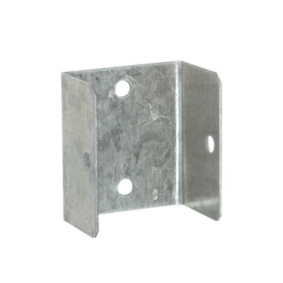 Fence Panel Clip - Galvanised - 50mm - Pack 16