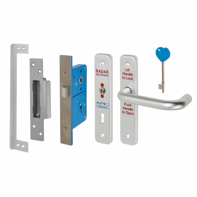 Phlexicare RADAR Lockset - Right Hand