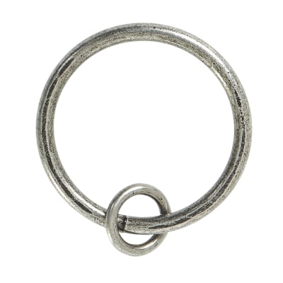 Olde Forge Curtain Ring - Pewter