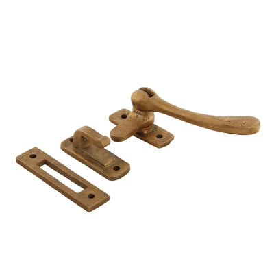 Louis Fraser Ball End Window Fastener - Oil Rubbed Bronze