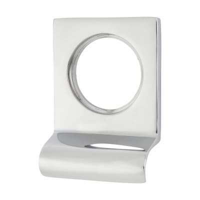Morello Cylinder Pull - 72 x 51mm - Polished Chrome