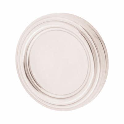 Covered Escutcheon - Polished Nickel