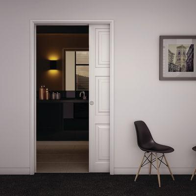 KLÜG Ultra Pocket Door Kit - 120mm Finished Wall Thickness - 915mm Maximum Door Width