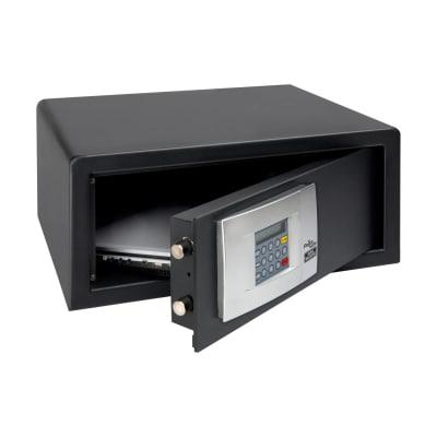 Burg Wächter P 3 E LAP PointSafe Electronic Laptop Safe - 200 x 445 x 380mm - Black