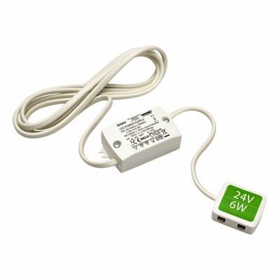 Sensio LED Driver - 6W/24V - 4 Port LED Block