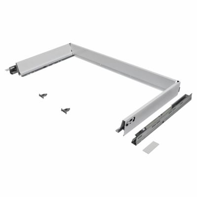 Blum TANDEMBOX ANTARO Drawer Pack - BLUMOTION Soft Close - (H) 84mm x (D) 450mm x (W) 1200mm -White