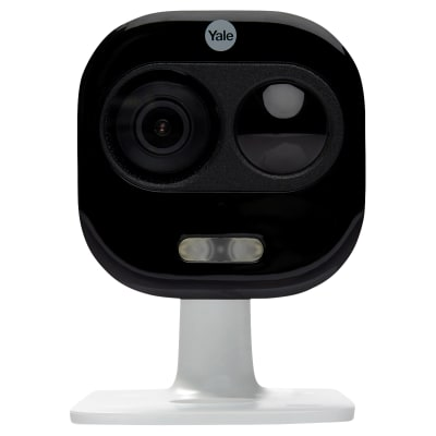 Yale All-in-One Outdoor Wi-Fi Camera - 1080p - SV-DAFX-W