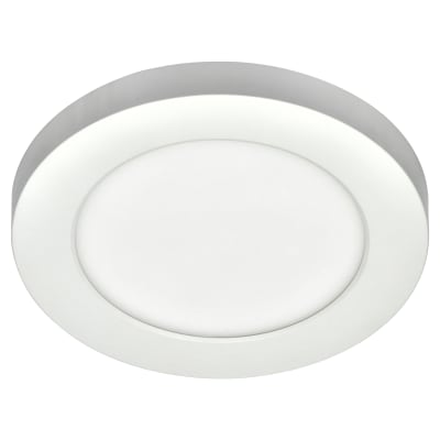 Forum 6w Tauri  LED Flush Wall/Ceiling Panel - White