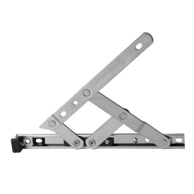 Variable Geometry Friction Hinge - uPVC/Timber - 210mm - Non Handed - Top Hung - Pair